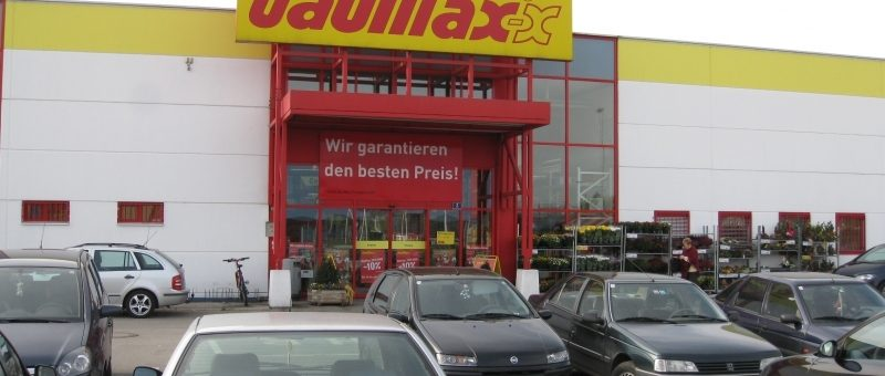 Brandmeldealarm Firma Baumax