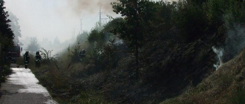 Drei Brandeinsätze während Aufbauarbeiten fÜr Weinkost