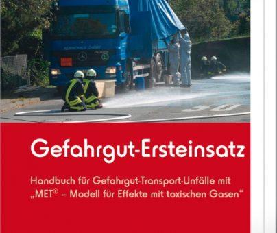 """NÜßler 2013 – neue Ausgabe von """"Gefahrgut-Ersteinsatz"""""""