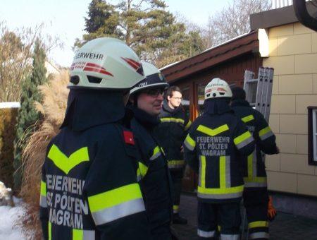Einsatzreicher Monatsstart fÜr die Feuerwehr Wagram