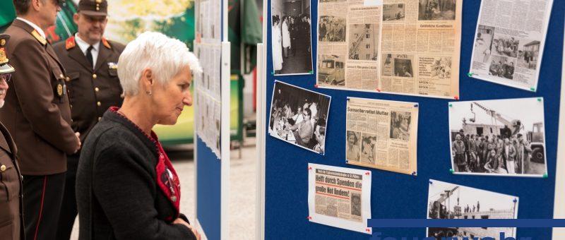 Gedenkveranstaltung – 40 Jahre nach der Explosion